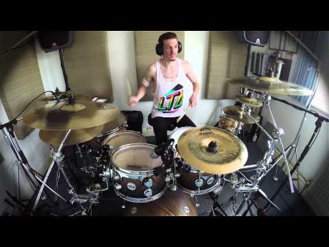 Louis Sellers - Incubus - Are You In Drum Cover