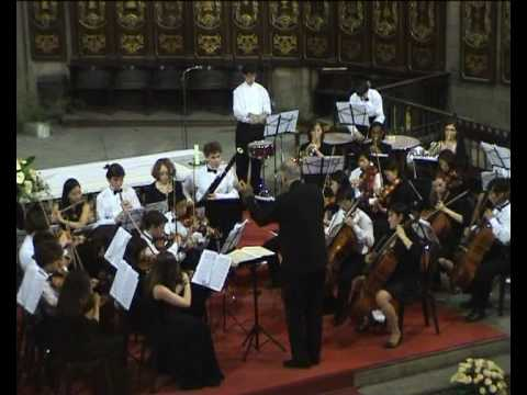 10 / Concert del Choate Rosemary Hall Chamber Orchestra (Connecticut-EUA) (Creative Tourism)