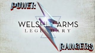 Legendary (Instrumental) by Welshly Arms | Power Rangers OST