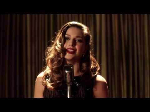 """Moon River"" by Melissa Benoist (Kara Danvers) - The Flash & Supergirl Musical Crossover"