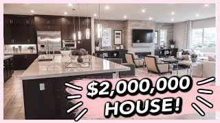 $2,000,000 HOME! WE'RE MOVING!?| LIFE OF MADDY VLOGS