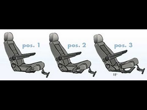 A Swivel Car Seat For The Elderly Or Disabled - YouTube