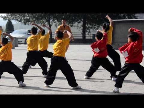 2014 Training @ Shaolin Luohan Yuan, ZhengZhou - China