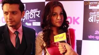 Exclusive Interview with Vatsal Seth & Ishita Dutta of Bazigar's Cast