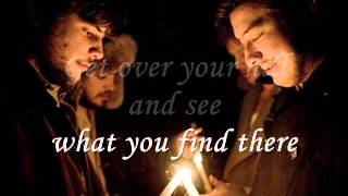 Mumford & Sons - After the storm (W/Lyrics)