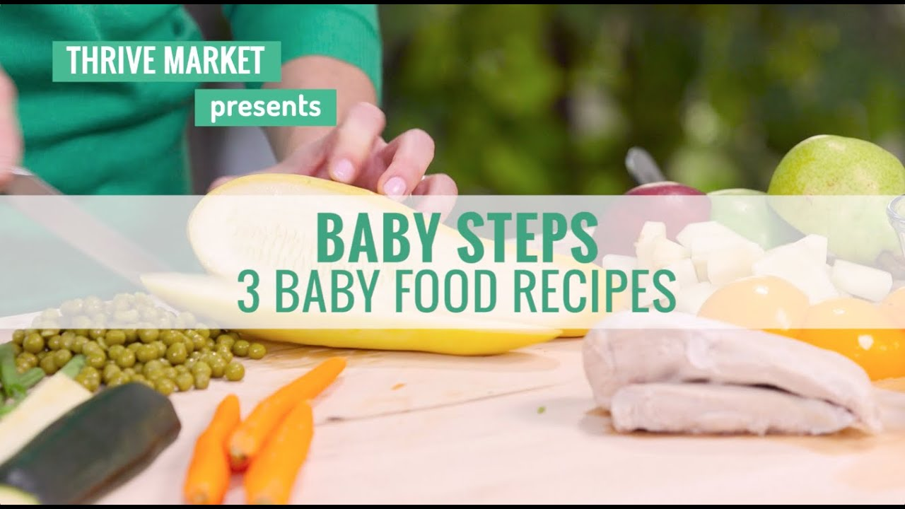 3 easy and delicious baby food recipes youtube 3 easy and delicious baby food recipes forumfinder Choice Image