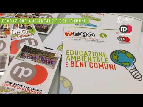Partita la F.A.Q. Grande successo per il Corso di Educazione Ambientale in Cava De' Tirreni.