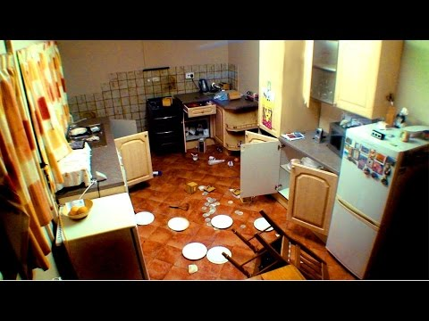 10 of the Freakiest Alleged Poltergeists Caught on Video