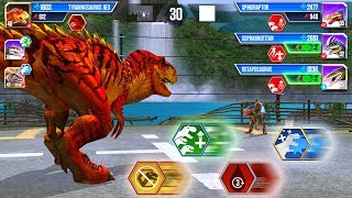 Jurassic World The Game [FHD-1080p]: New Feature MODs! I passed the...
