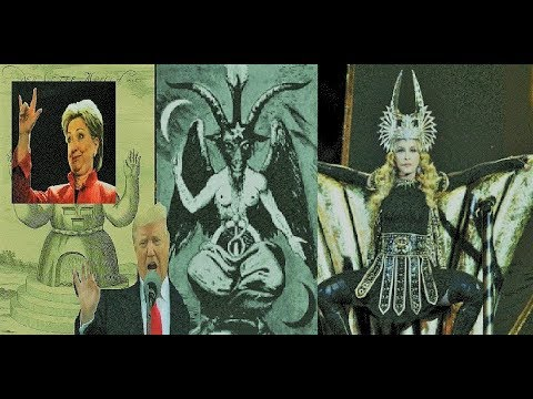 Knights Templars, Baphomet, Rothschilds, Dajjal, Unseen World, Illuminati - Why It's All Connected!
