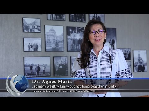 """Video Lensa Firman Episode: """"Love Unity"""" by Dr. Agnes Maria."""