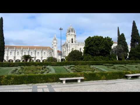 lisboa, Parque da Praça do Império