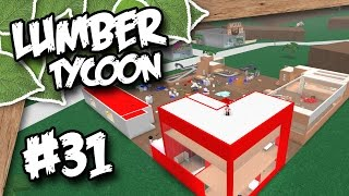 Lumber Tycoon 2 #31 - HOUSE COMPLETE (Roblox Lumber Tycoon)