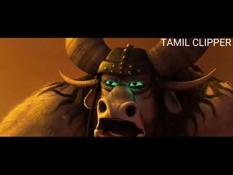 Kung Fu Panda 3 Final Battle In Tamil...