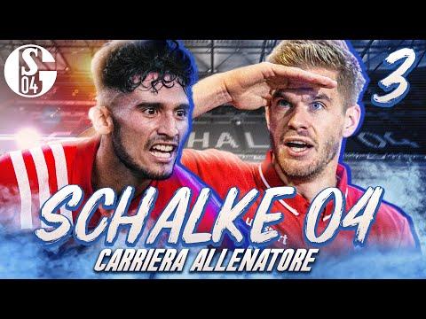 PRESO L'ATTACCANTE DEL FUTURO!! DIVENTERA' FENOMENALE!! SCHALKE 04 CARRIERA ALLENATORE FIFA 22 EP3
