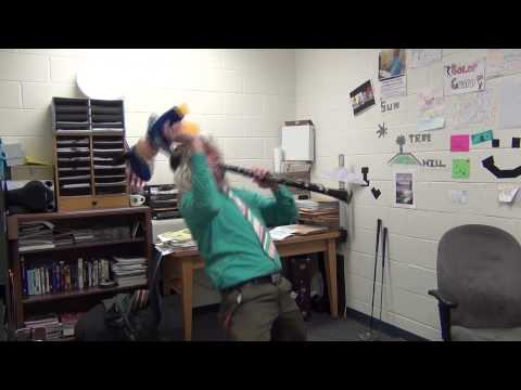Harlem Shake - GKHS Staff - TAKE 2