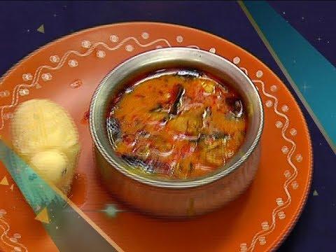 Mutton Dalcha / Hyderabadi Mutton Dalcha Recipe || What A Taste || Vanitha TV