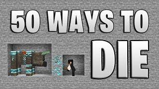 50 ways to die in minecraft village and pillage edition
