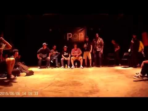 Popping Conference 2nd half | 06062015 | Pop In Progress Grand Finals