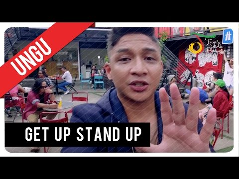 UNGU - Get Up! Stand Up! | Official Video Clip