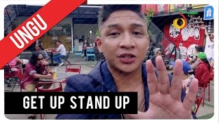 Video UNGU - Get Up! Stand Up! | Official Video Clip download MP3, 3GP, MP4, WEBM, AVI, FLV Desember 2017