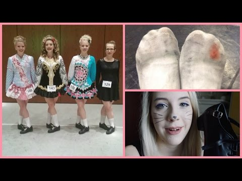 How Irish Dancers Prepare for Oireachtas (2016 Vlog)