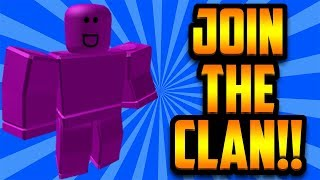 HOW TO JOIN THE PURPLE NATION CLAN!!! [Q&A #6] (ROBLOX ASSASSIN)
