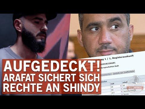 Doch kein Comeback? – Arafat hat sich Rechte an Shindy gesichert!