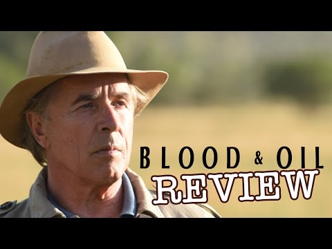 Don Johnson in 'Blood & Oil' - TV Review
