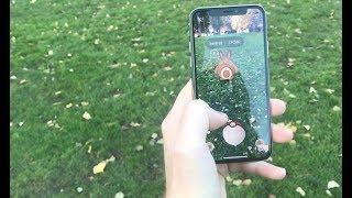 Pokemon GO's new AR+ Mode for iOS