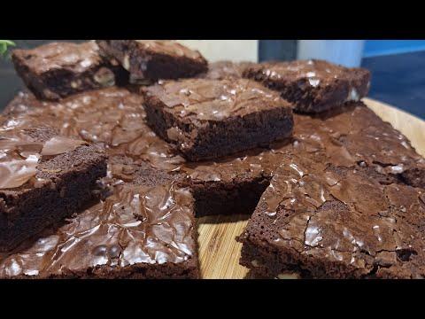 brownies-au-chocolat-recette-facile-😋
