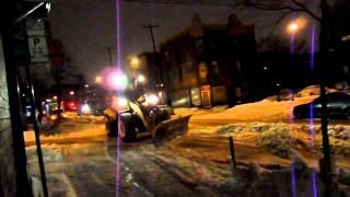 tracteurs dans la neige for boubou