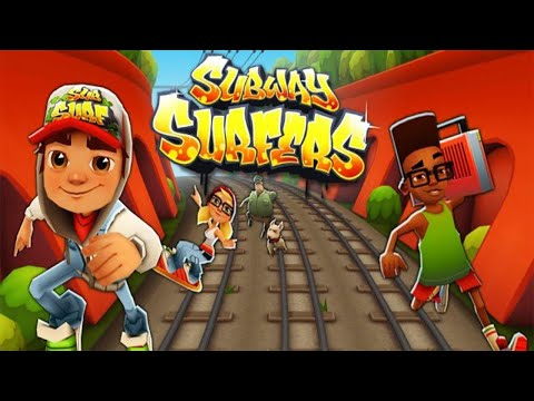 Subway surfers game 2021: FHD Gameplay on Android | Kids Games | Android Gameplay