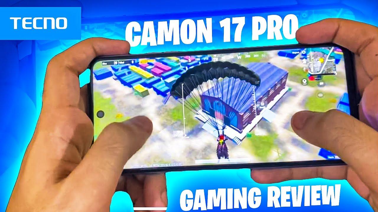 Gaming Device | Tecno Camon 17 Pro | gaming Review | zalmi gaming