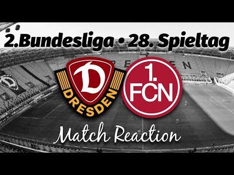 28.Spieltag • SG Dynamo Dresden : 1.FC Nürnberg - Match Reaction