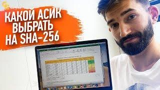 Какой Выбрать Асик на SHA-256 Летом 2019? Сравнение доступных к заказу майнеров