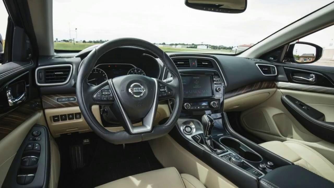 2018 Nissan Maxima Release Date | Interior Space Comparisons