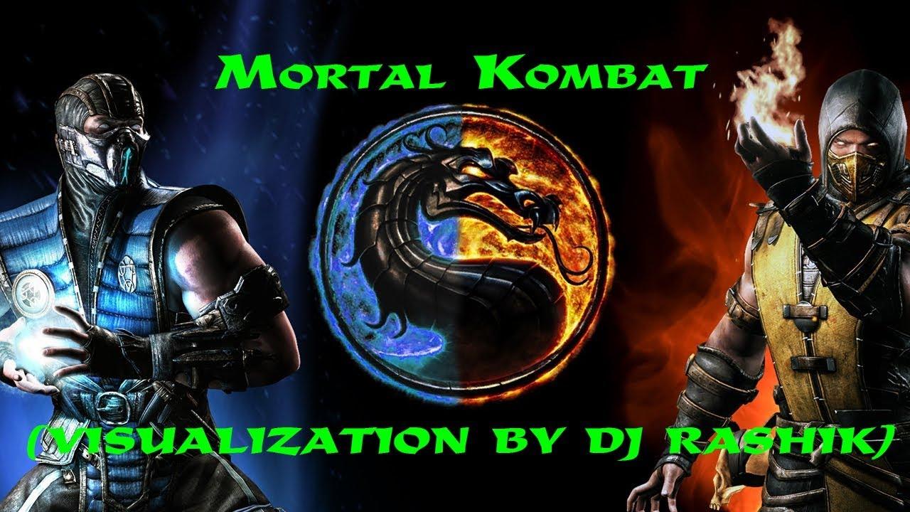 the immortals techno syndrome mortal kombat 7 mix