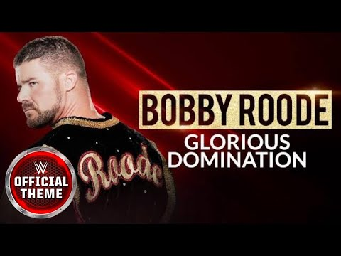 Bobby Roode - Glorious Domination (Entrance Theme)