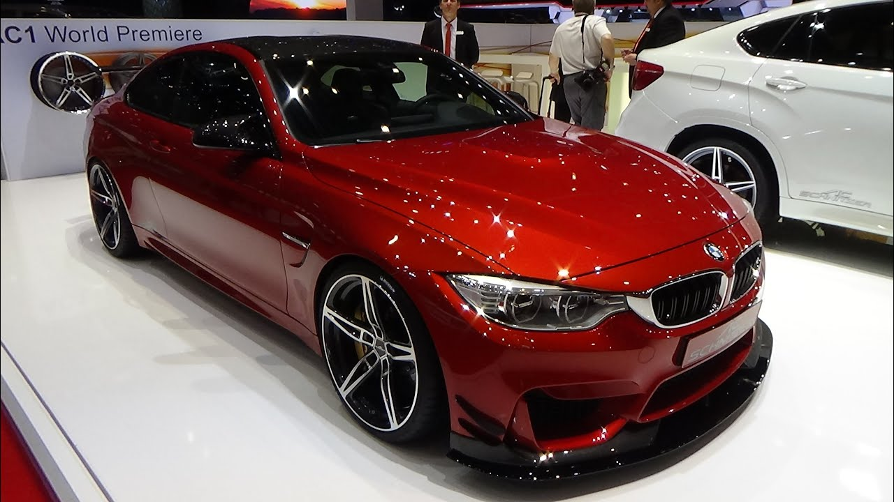 2016 Bmw M4 By Ac Schnitzer Exterior And Interior