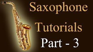 Learn how to play saxophone online lesson via skype online guru india