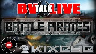 Battle Pirates Talk Live 4-28: DARK TIDE, New Prizes, and Drinking...mmm, mmmm good!