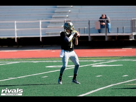 #ArmyBowl analysis: Shea Patterson - day one