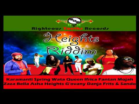 Heights Riddim Mix {Righteous Youths Records} [Reggae] @Maticalise