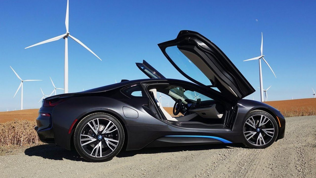 2018 bmw i8 review far from your average hybrid youtube. Black Bedroom Furniture Sets. Home Design Ideas