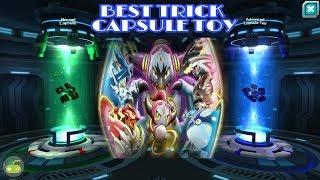 Best Trick Capsule Toy For RARE (Legends Pokemon) 2488 diamonds - Pocket Arena