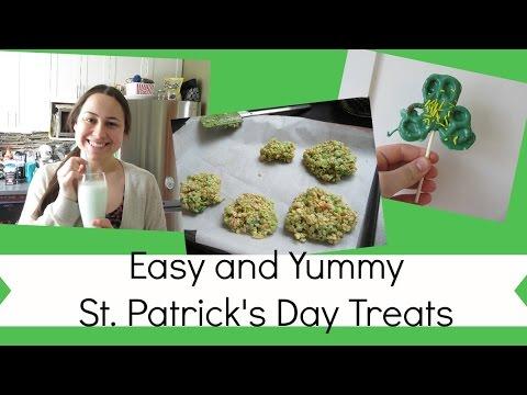 Easy St. Patrick's Day Treats