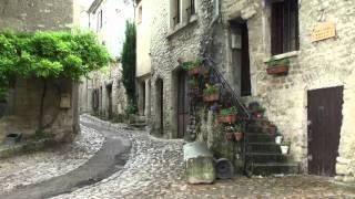 La veille ville de Vaison-la-Romaine (Vaucluse - France)