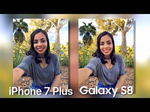 Thumbnail: Samsung Galaxy S8 Camera vs iPhone 7 Plus!
