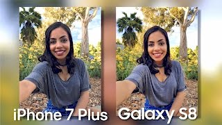 Samsung Galaxy S8 Camera vs iPhone 7 Plus!(, 2017-04-09T23:30:51.000Z)